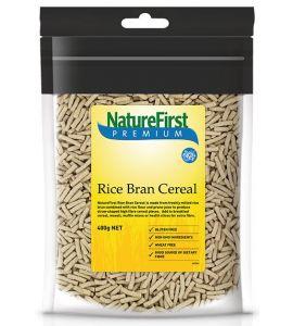 Rice Bran Cereal