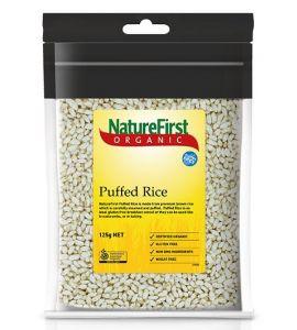 Rice Puffed Organic