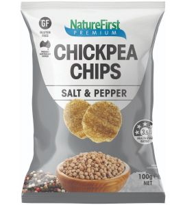 Chips Chickpea with Salt & Pepper