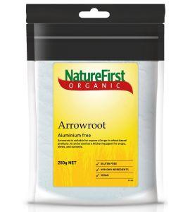 Arrowroot Organic Powder