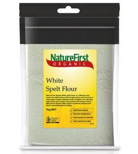 Spelt Flour White Organic