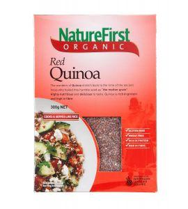 Quinoa Grain Red Organic (Box)