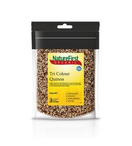 Quinoa Grain Tri-Colour Organic